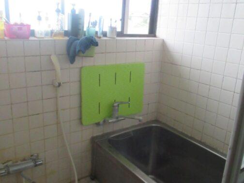 浴室リフォームの改修前画像